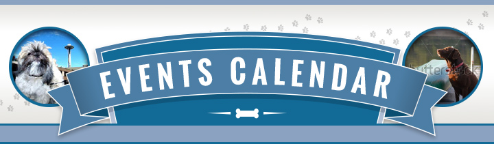 Seattle DogSpot Events Calendar